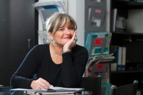 Ingeborg Richter-Schick, Geschäftsführerin