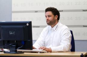 Daniel Richter, Geschäftsführer
