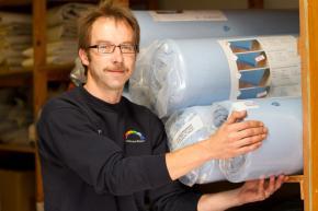 Rehatechniker Wolfgang Heider