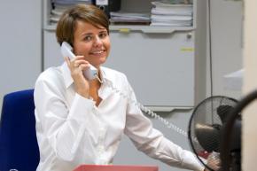 Sandy Richter, Verwaltung